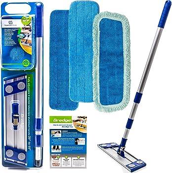 Temples Professional Microfiber mop for hardwood