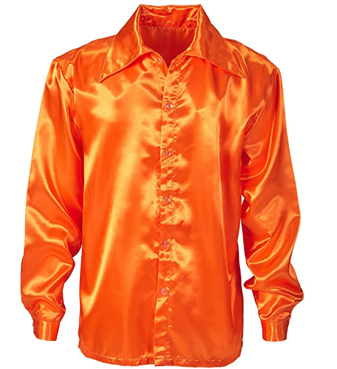 Vintage Shirts – Mens – Retro Shirts WIDMANN?70s Disco Shirt £16.75 AT vintagedancer.com