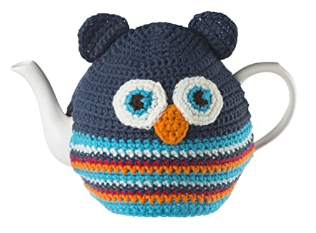 Ulster Weavers 138 X 106 Owl Knitted Tea Cosy Amazon
