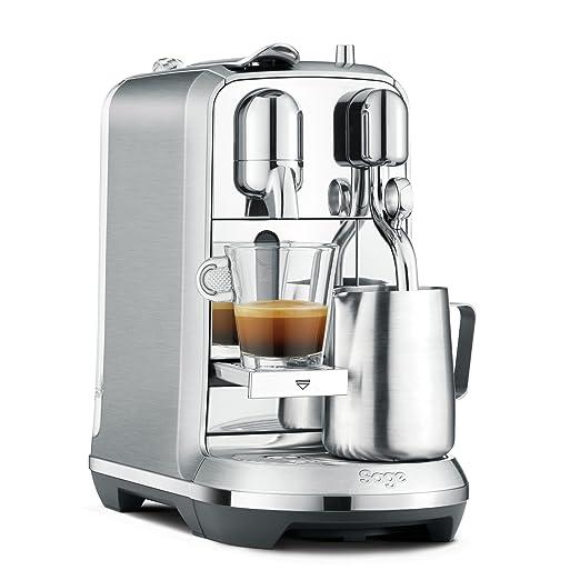 Sage Appliances sne800bbs The Creatable ISTA Plus Cafetera ...