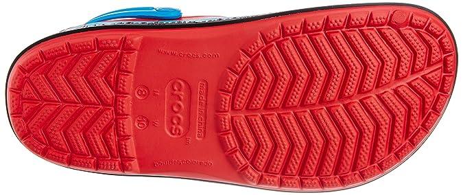 Crocband, Sabots Mixte Adulte, Rouge (Red), 46-47 EUCrocs