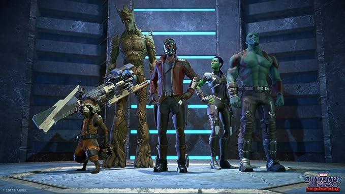 Guardianes De La Galaxia: xbox one: Amazon.es: Videojuegos