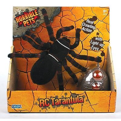 Uncle Milton Radio Control Tarantula: Toys & Games