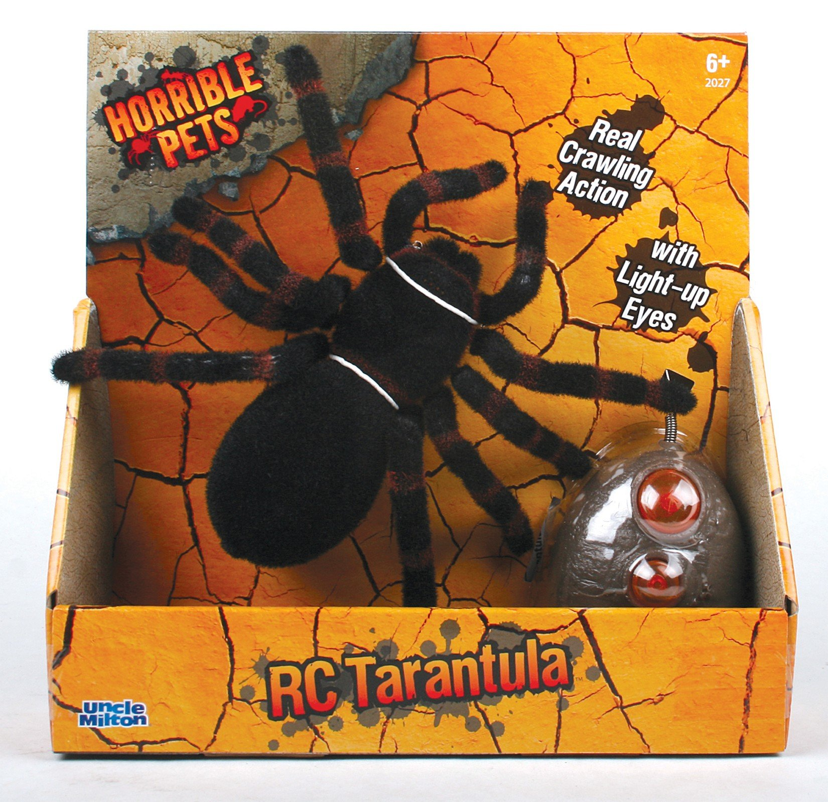 Uncle Milton Radio Control Tarantula by Uncle Milton (Image #1)