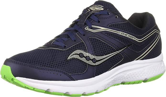 Saucony Men's Cohesion 11 Running Shoe review