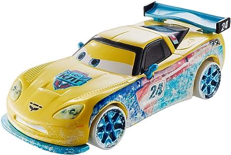 Amazon Com Disney Pixar Cars Ice Racers 1 55 Scale Diecast Vehicle