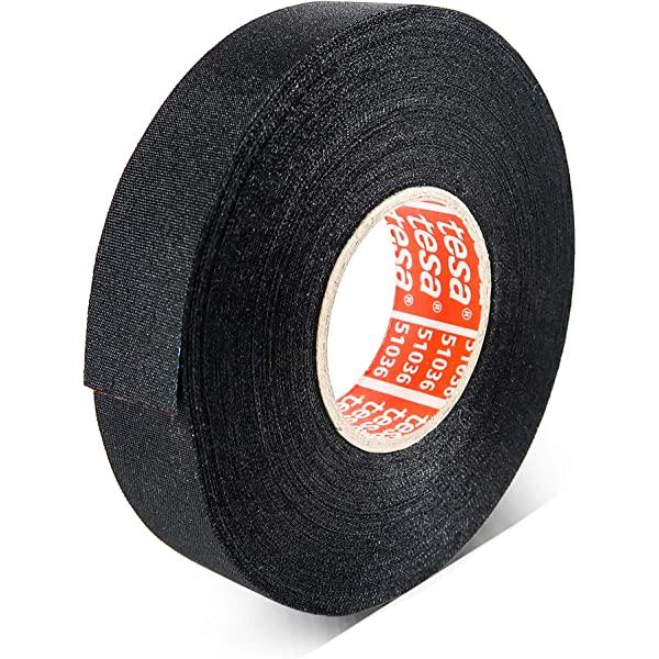 amazon.com: tesa wire loom harness tape used by mercedes bmw vw audi: home  improvement  amazon.com