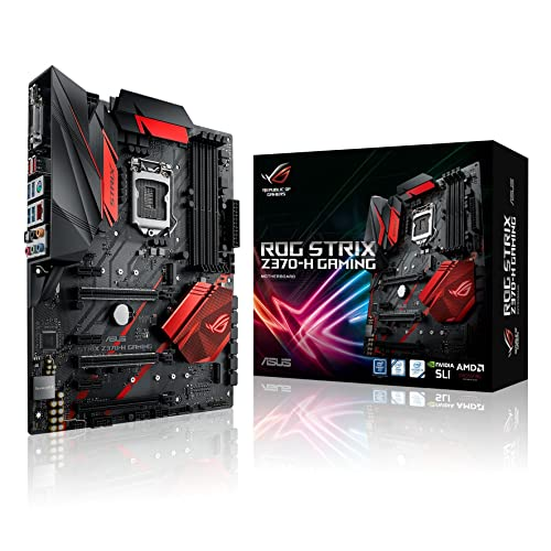 Asus ROG STRIX Z370 H GAMING Carte Mère Intel Socket 1151