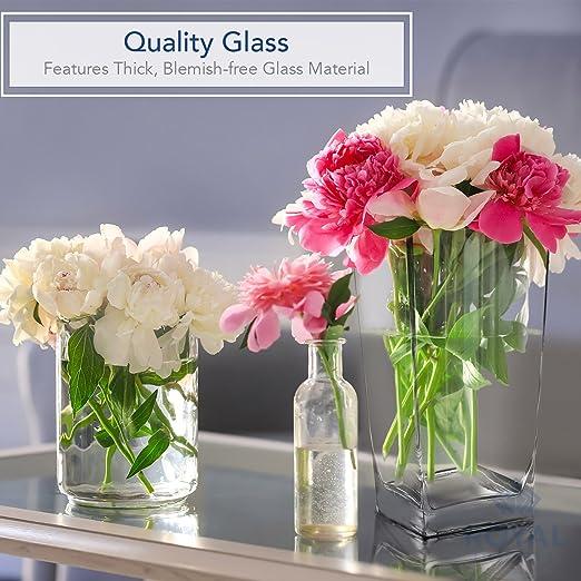 Royal Imports Cinta adhesiva para envolver el ramo de flores Claro: Amazon.es: Hogar