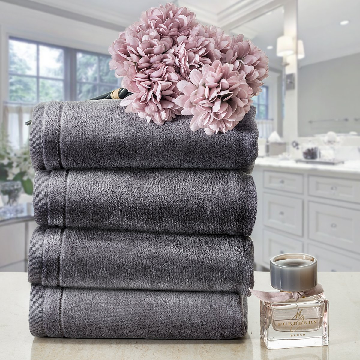 Creative Scents - Luxury Guest Hand Towels