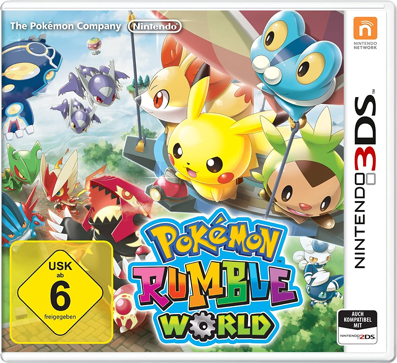 Pokémon Rumble World [3DS] Amazon Games