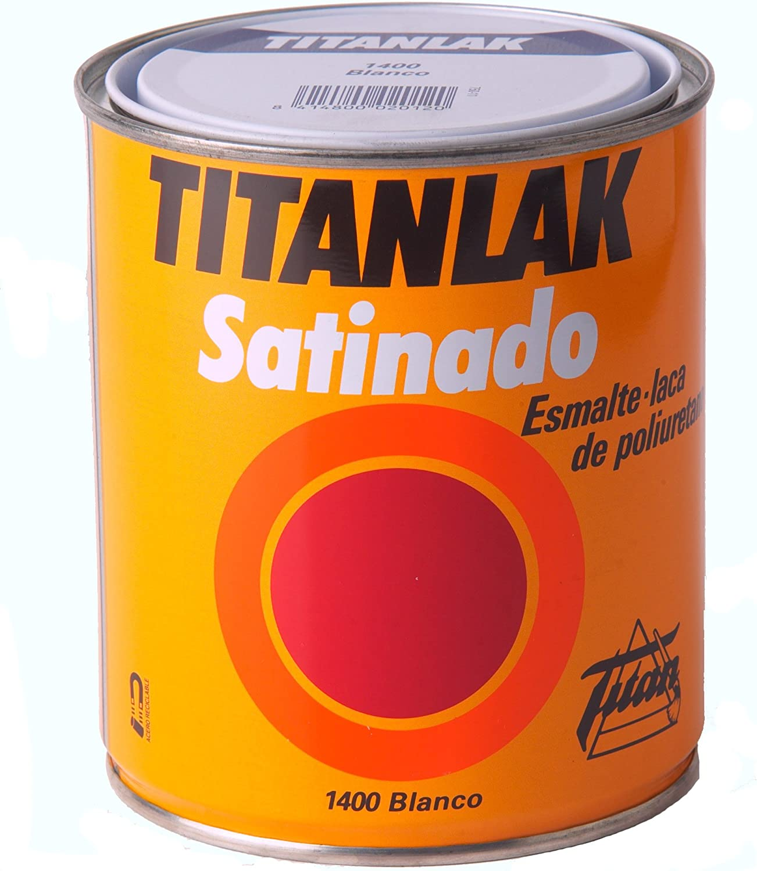 Titanlak sat.(1417) rojo ingles -, 125: Amazon.es: Belleza