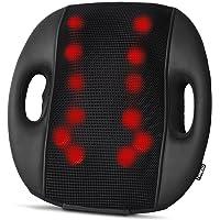 Naipo Back Massage Cushion Back Massager w/3D Shiatsu Kneading