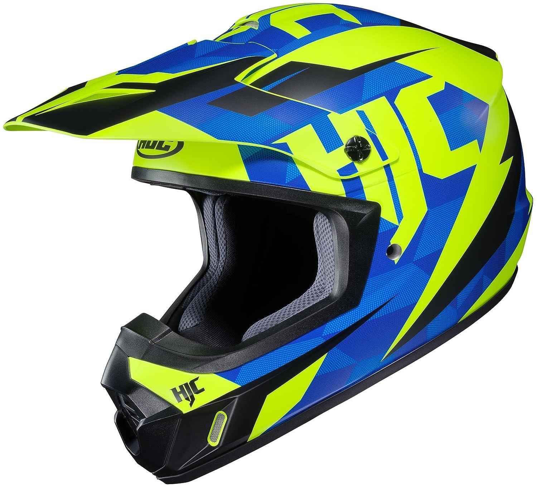 HJC Mens CS-MX 2 Dakota Off-Road//Dirt Bike Motorcycle Helmet X-Large 0871-1332-07 MC-2SF