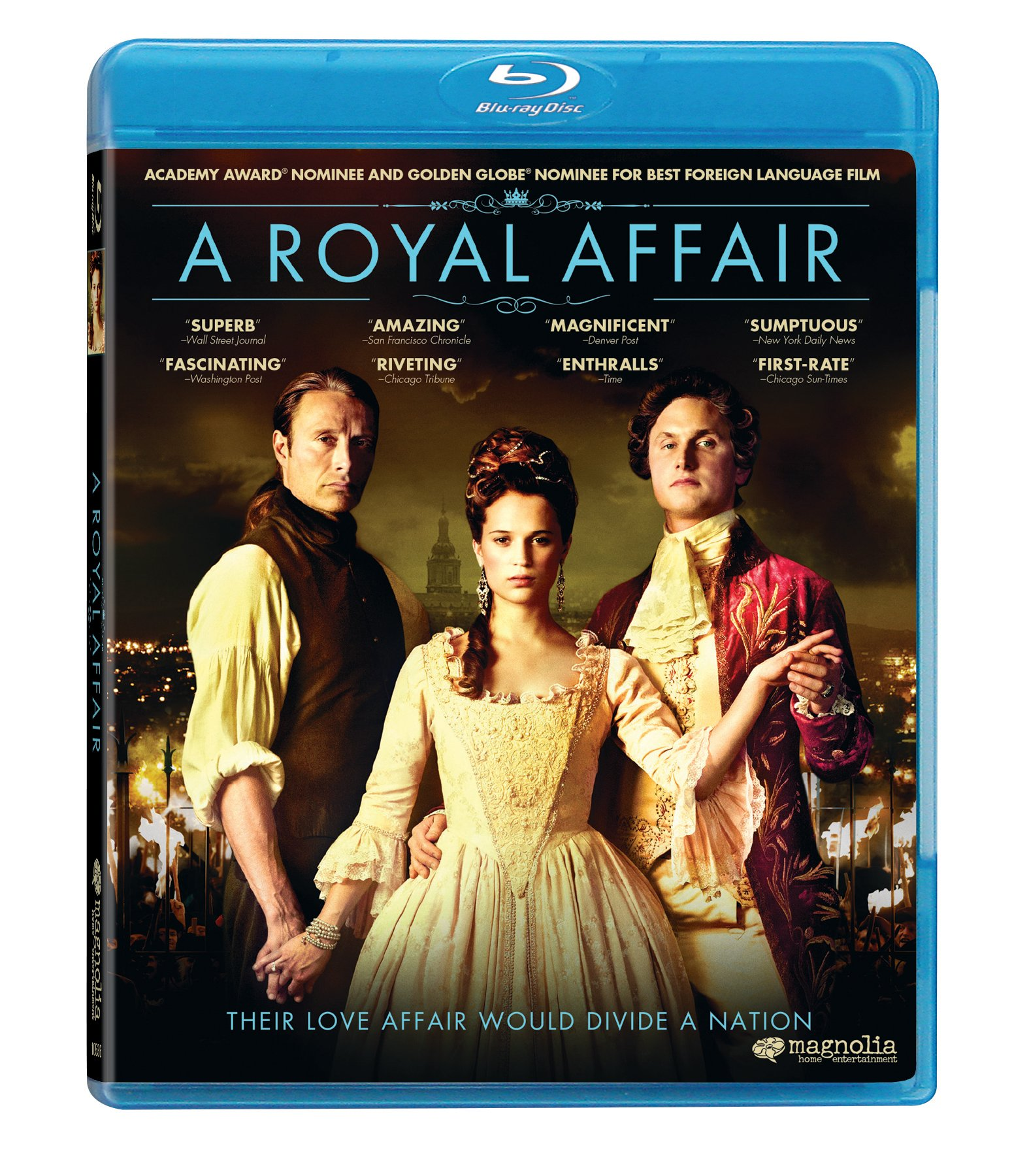 Blu-ray : A Royal Affair (Widescreen, )