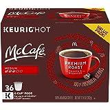 McCafe Premium Roast Keurig K Cup Coffee Pods (36 Count)