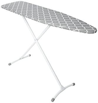 Homz Contour Steel Stable Standard Size Ironing Board