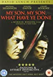 My Son, My Son, What Have Ye Done? [DVD] [2009]