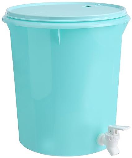 Tupperware redondo dispensador de agua, 8,7 litros