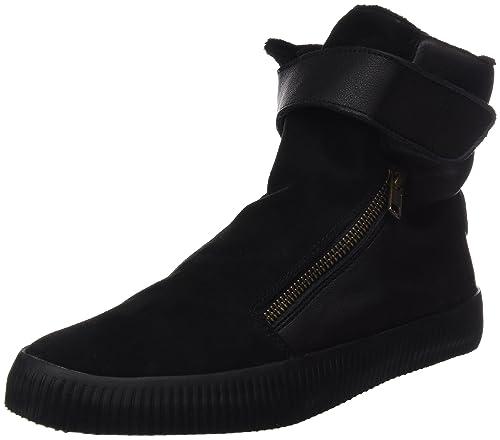 Aro 3496, Zapatillas Altas para Mujer, Negro (Black), 38 EU: Amazon.es: Zapatos y complementos