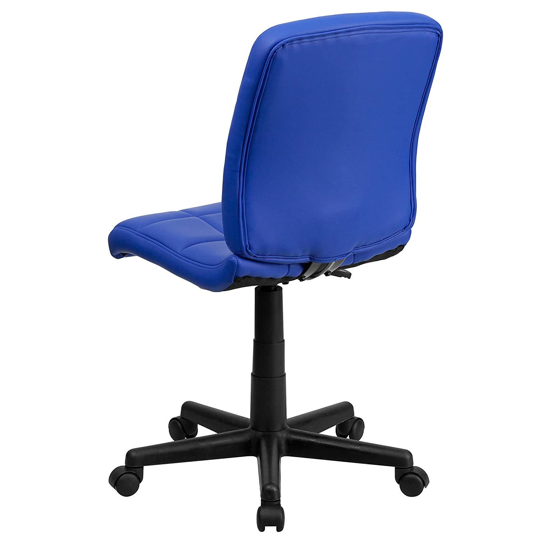 Amazon.com: Flash Furniture - Silla giratoria (respaldo ...