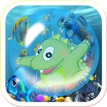 shoot bubble deluxe - bubble aquarium
