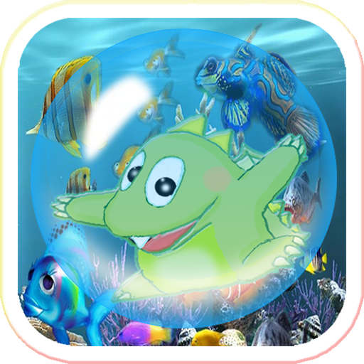 Game Deluxe Aquarium (shoot bubble deluxe - bubble aquarium)