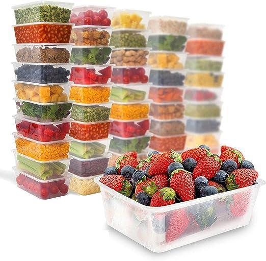Zuvo plástico para microondas (congelador para lavavajillas. Caja ...