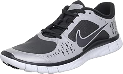 Nike Free Run 3 Shield Running Shoes 8 5 Black Running