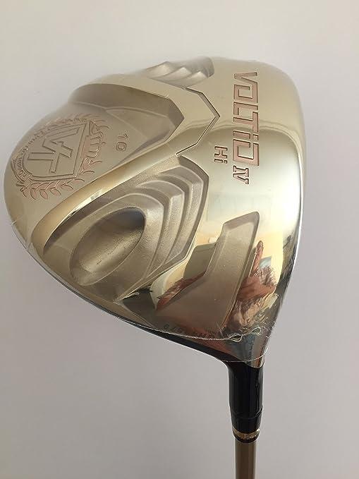 Amazon.com: Katana Golf Japón Voltio IV Hi Conductor Oro 10L ...