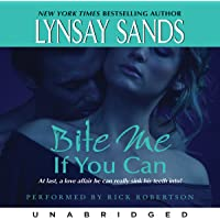 Bite Me If You Can: Argeneau Vampires, Book 6