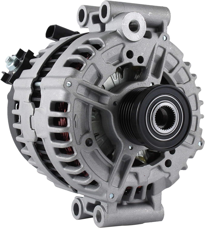 New 180 Amp Alternator For BMW X3 3.0L 2007-2010 12-31-7-551-256 0-121-715-112