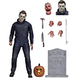 "NECA - Halloween (2018 Movie) - 7"" Scale Action Figure - Ultimate Michael Myers"