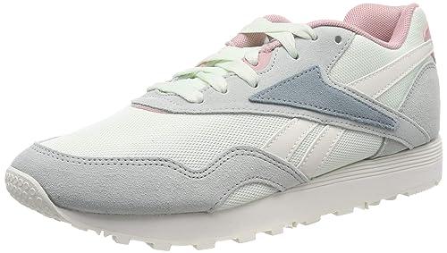 809c0467702 Reebok Women's Rapide Gymnastics Shoes, Multicolour Mid/Storm Glow/Sea  Spray/Teal