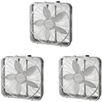 Lasko #3723 20-Inch Premium Box Fan 3-SPEED