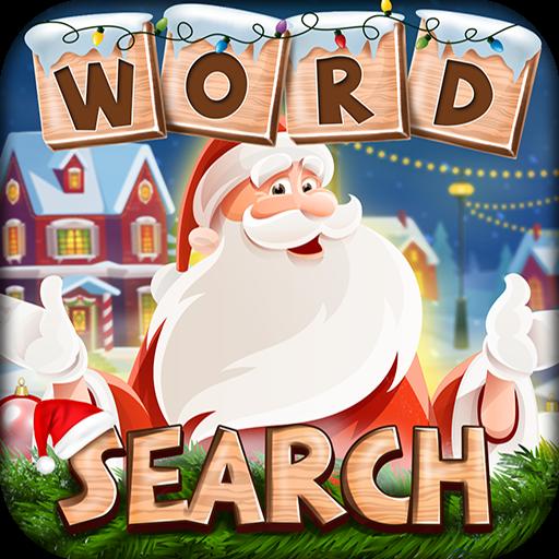 Xmas Word Search: Christmas Cookies (Christmas For O Words)