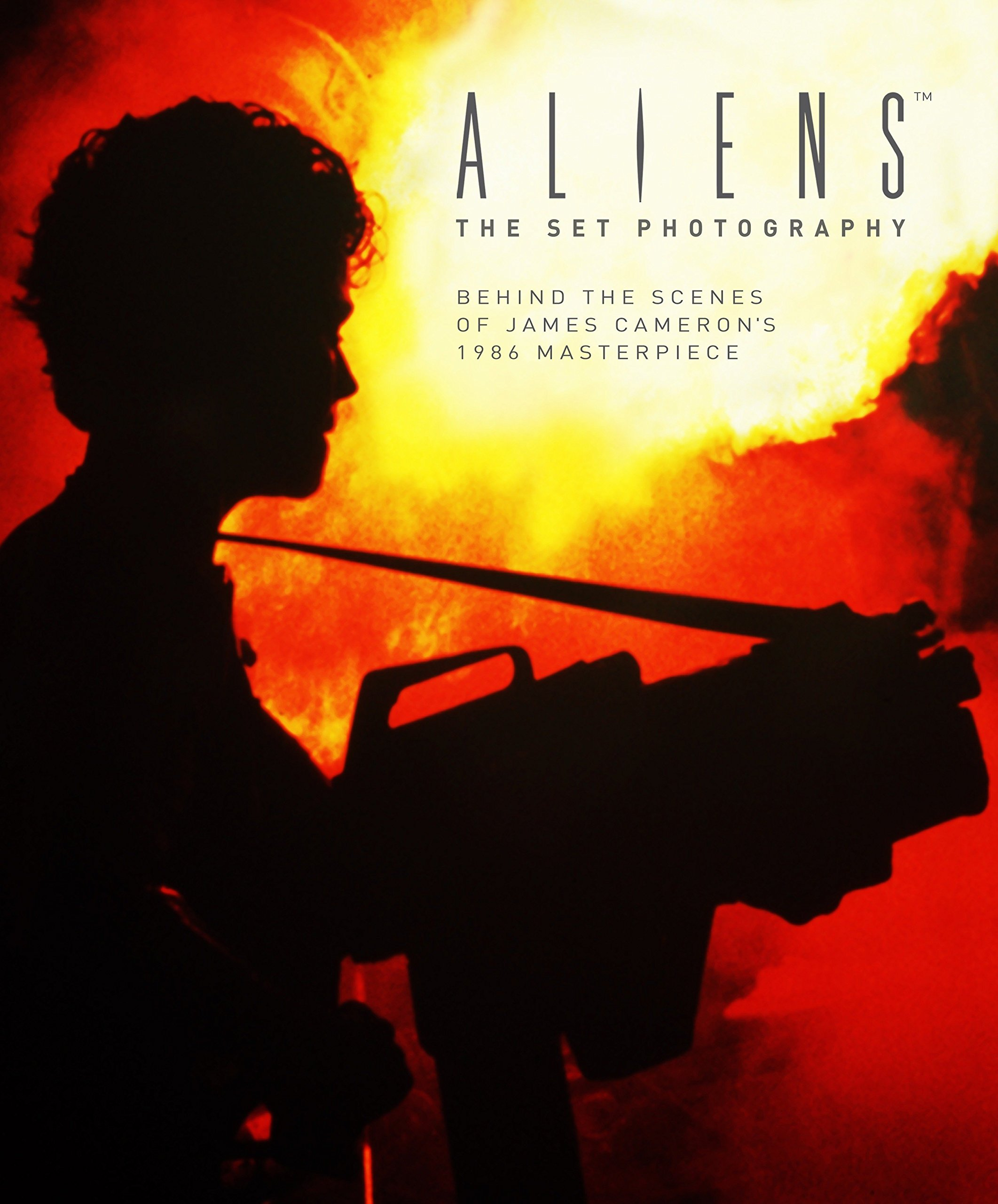 aliens the set photography behind the scenes of james camerons 1986 masterpiece