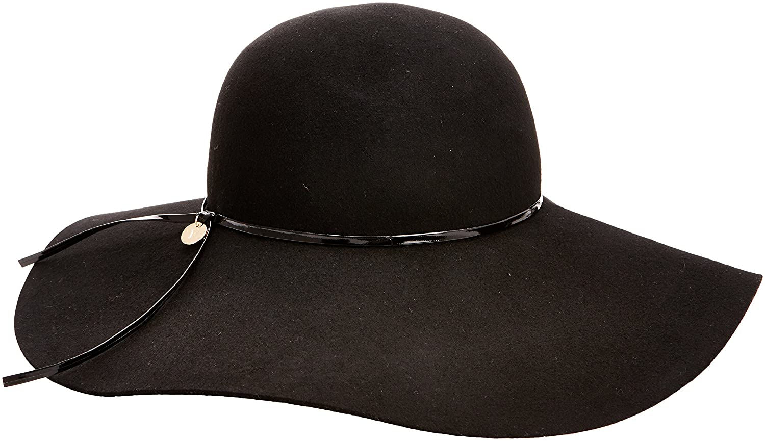 French Connection Women s Ziggy Floppy Felt Hat Fedora 5dc8ef4003f