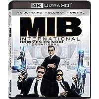 Men In Black International [4K + Blu-ray + Digital]  (Bilingual)