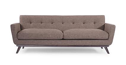 Kardiel JACKIE3-FRENCHPRESS Jackie Mid-Century Modern Classic Sofa 33.5\