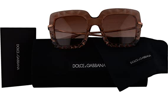 d149cd91ffb Dolce   Gabbana Authentic Sunglasses DG6111 Crystal Pink w Pink ...