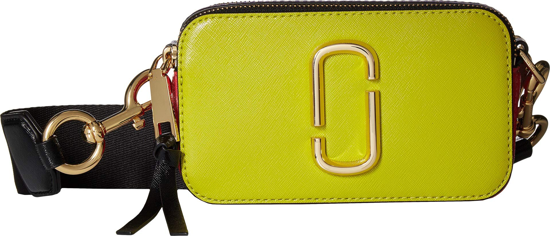 Marc Jacobs Women's Snapshot Chartreuse Multi One Size