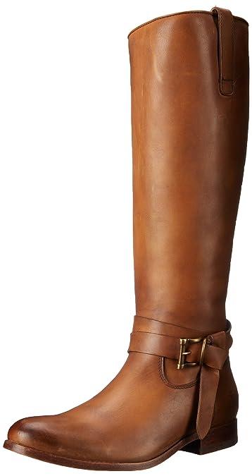 72205e80e29 FRYE Women's Melissa Knotted Tall Boot