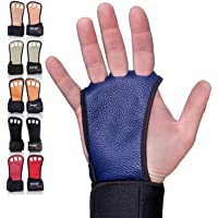 Gymnastics Grips - Gloves for Crossfit - Workout Gloves with Wrist Wraps - Weight Lifting Gloves - Gym Gloves for Pull…
