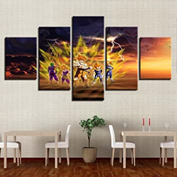 Amazon.com: gearmeeting Canvas HD Prints Pictures For Living Room ...