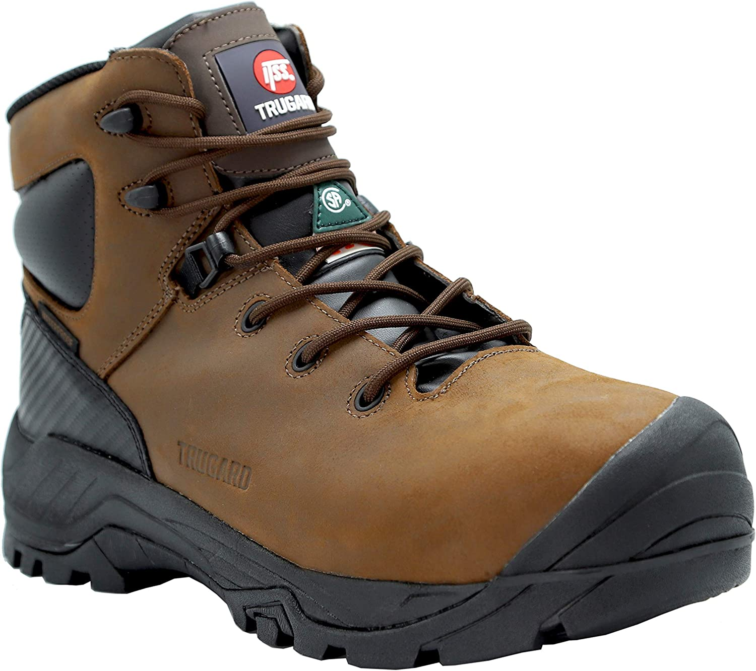Work Boots Safety Toe