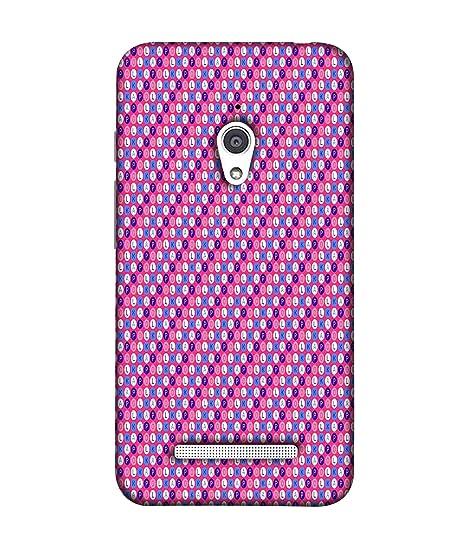 cheaper a5184 9ac6a Printfidaa Asus Zenfone Go ZC500TG Back Cover Seamless: Amazon.in ...