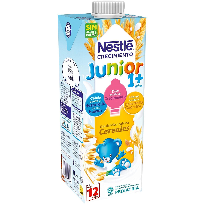 NESTLÉ JUNIOR 1+ Cereales - Leche para niños a partir de 1 año -: Amazon.es: Amazon Pantry
