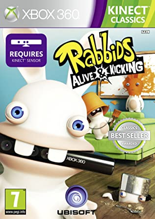 Rabbids: Alive and Kicking - K...