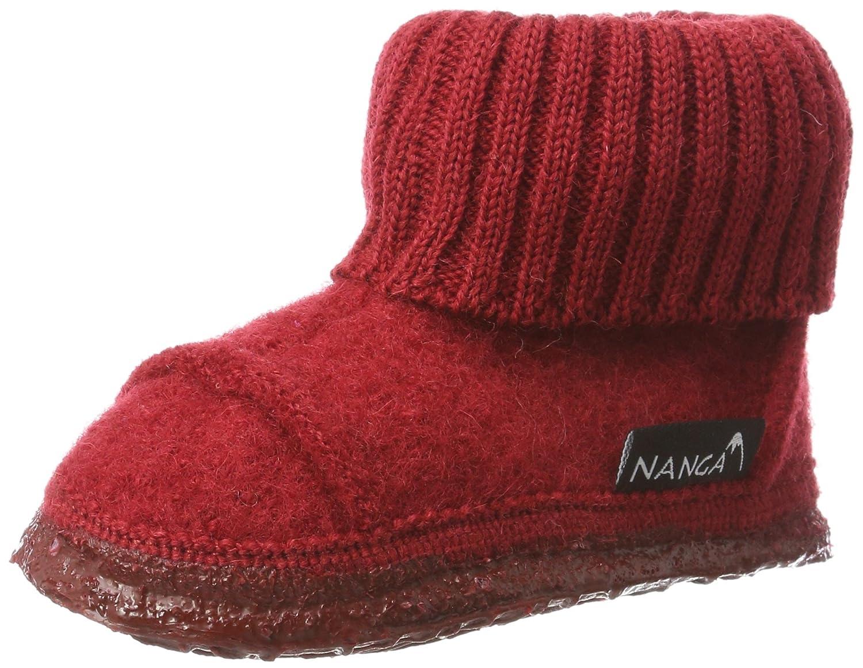 Nanga B06XH2WWPY Mixte Tal, Hi-Top Slippers Mixte Enfant (Ziegelrot) Rot (Ziegelrot) 8583fa1 - piero.space